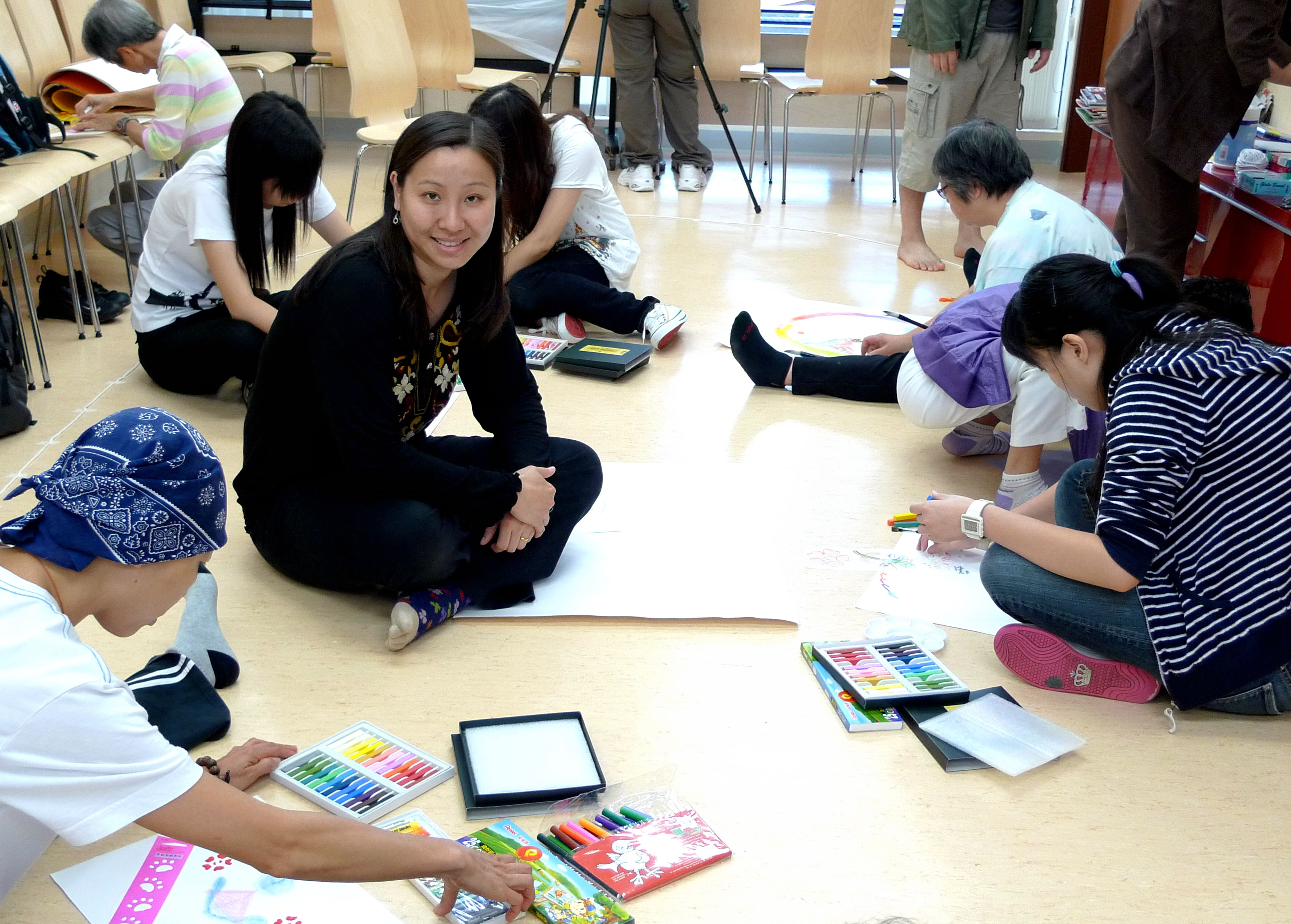 Art Therapy Without Borders Blog Promoting international art